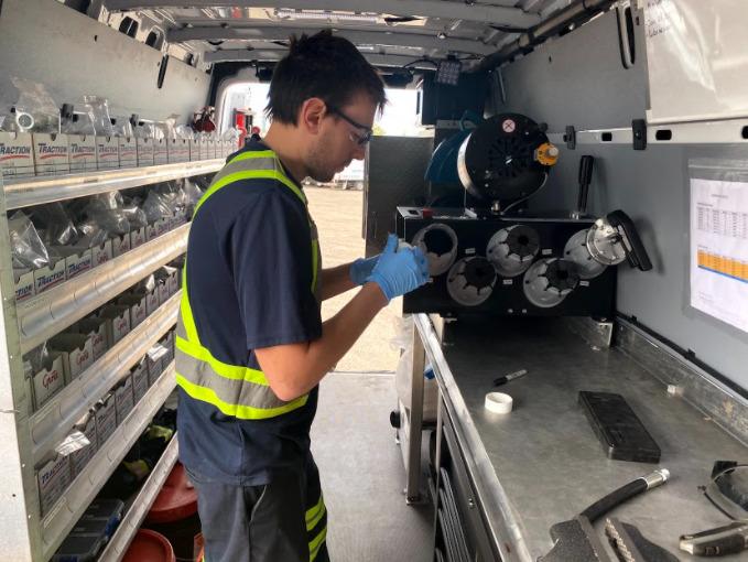 Réparation hydraulique Montréal