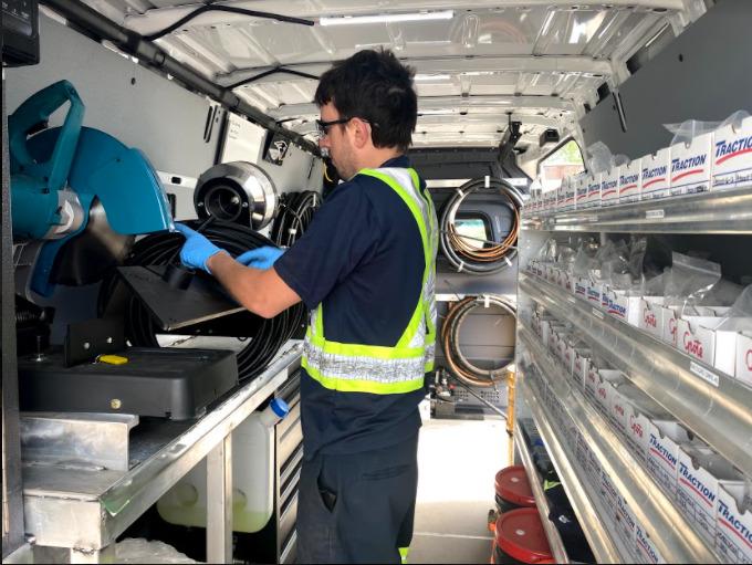 Réparation hydraulique Rive sud