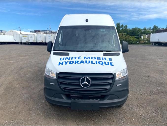 Unité mobile hydraulique