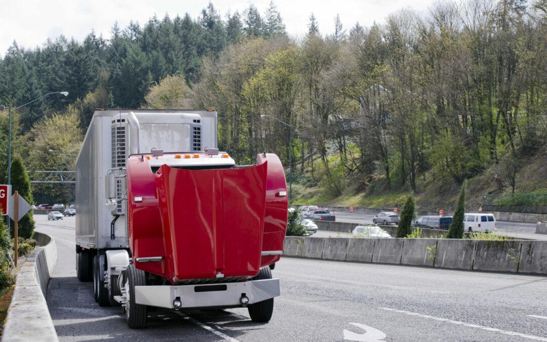 Remorquage versus assistance routière avec unité mobile pour camions et semi-remorques